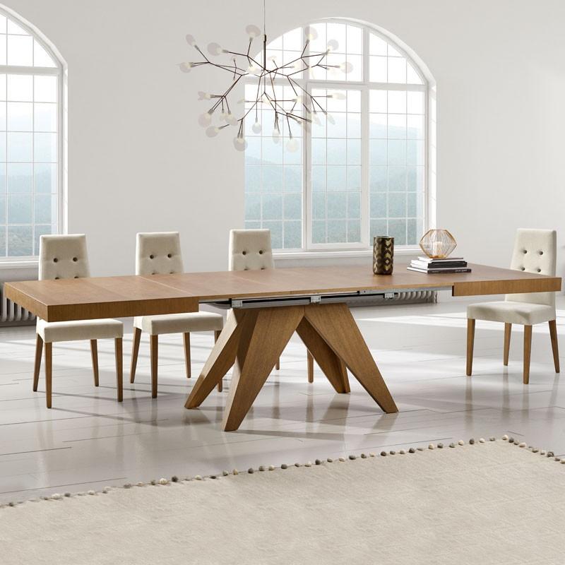 mesa comedor mexico extensible muebles polque