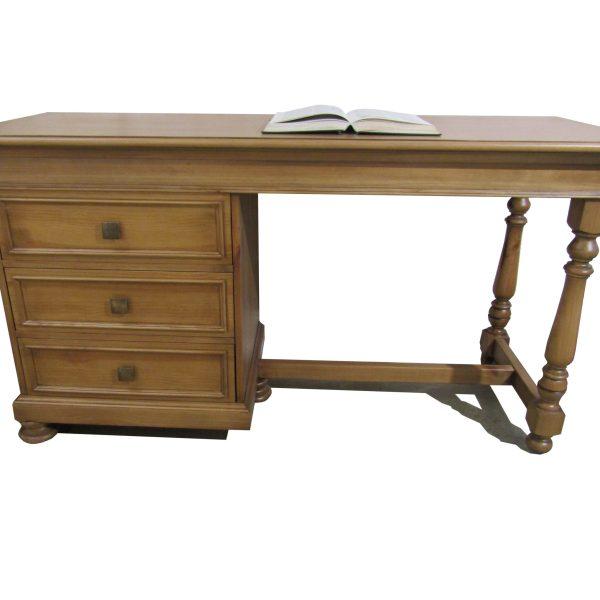 Mesa de escritorio rústica