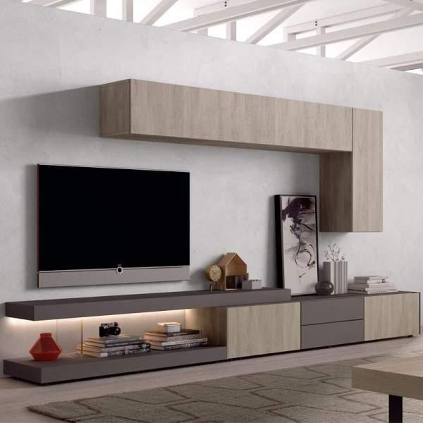 Mueble Tv Plus de Muebles Polque