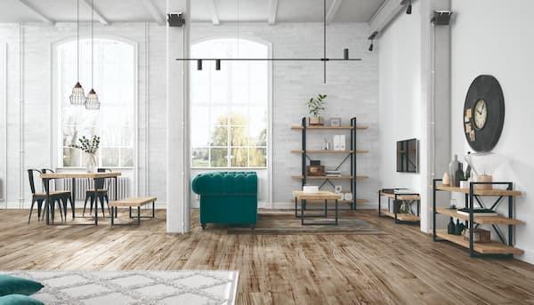 Decoración muebles estilo industrial muebles polque
