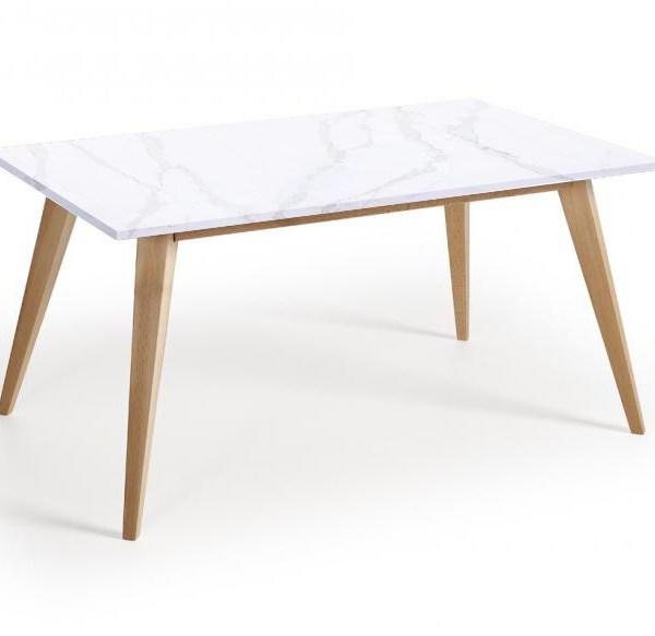 Mesa porcelánico extensible Dijon