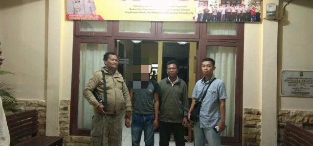 Polsek Saribu Dolok Ungkap 3 Pelaku Pencurian Berat