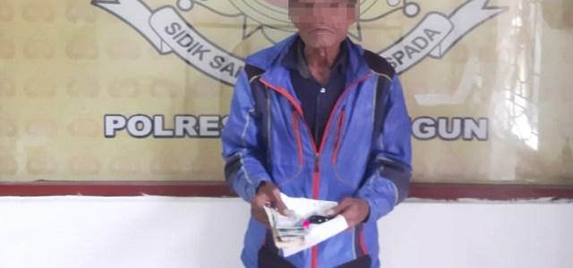 Pemain Togel dilaporkan melalui Aplikasi Horas Paten Polres Simalungun, Unit Jahtanras langsung Beraksi