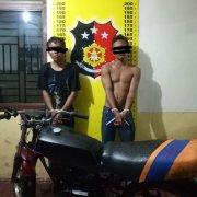 Polsek Perdagangan Ringkus 2 Pelaku Kasus Pencurian Berat