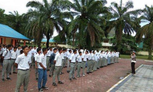 POLICE GO TO SCHOOL, SATLANTAS POLRES SIMALUNGUN