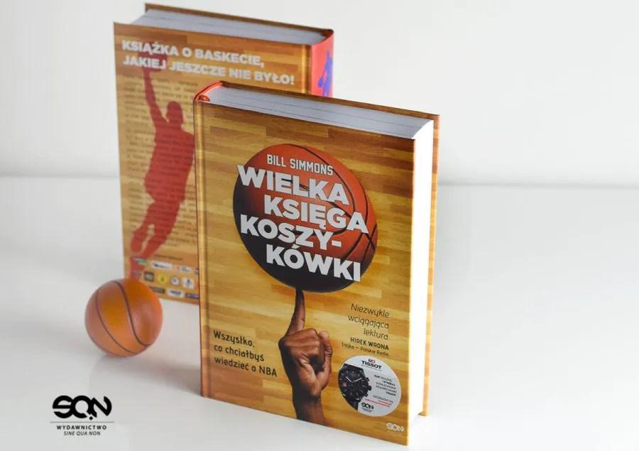 Znalezione obrazy dla zapytania wielka księga koszykówki