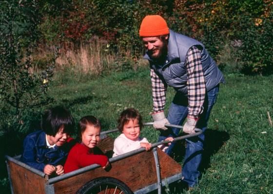 Garden Cart Ride
