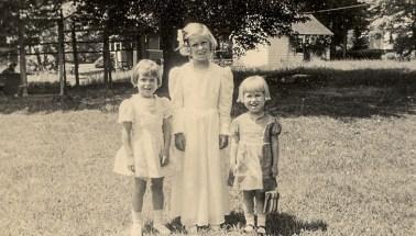 Cynthia, Marcia and Sharrie