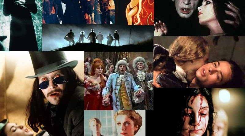 lista de filmes vampiros