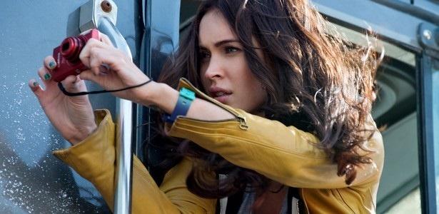 Tartarugas Ninjas – Megan Fox fala sobre seu papel