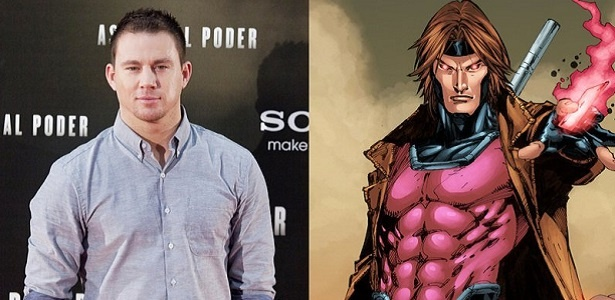 x-men-Channing Tatum