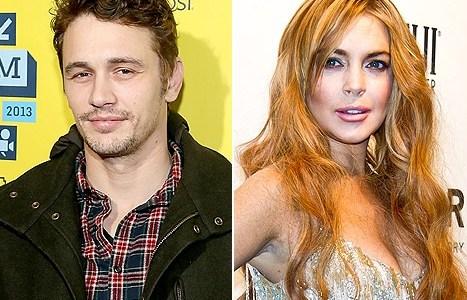James Franco Lindsay Lohan
