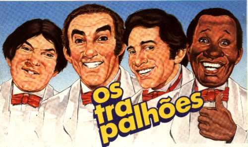 os trapalhoes