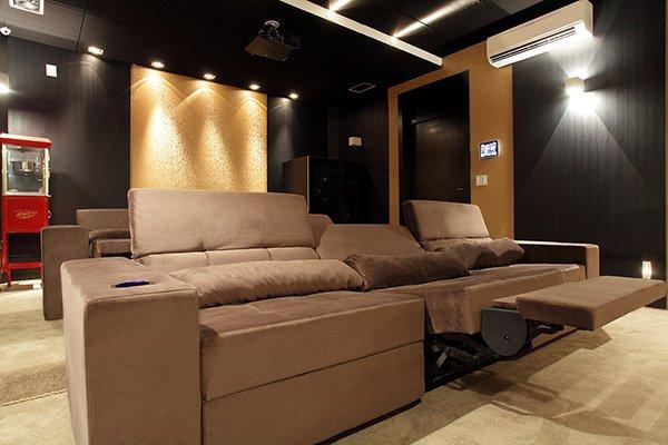 sofa de cinema