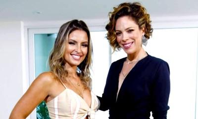 Raka Minelli e Renata Pitanga
