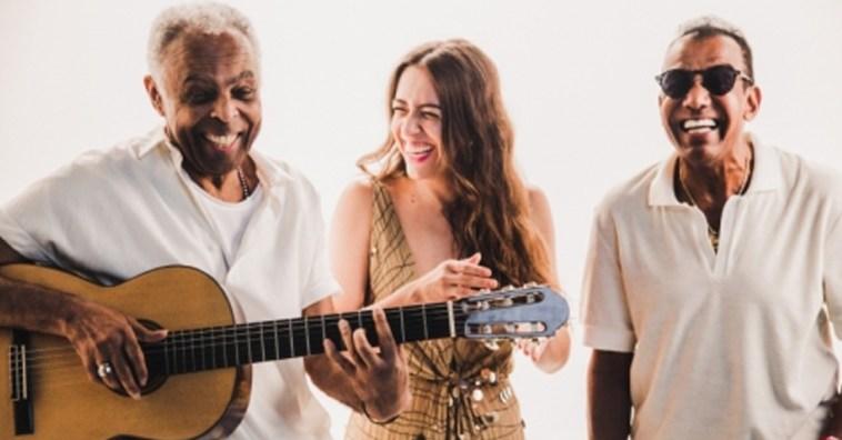 Resultado de imagem para Roberta Sá - Ela diz que me ama - participações: Gilberto Gil e Jorge Ben Jor