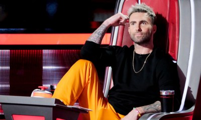 ADAM LEVINE SAI DO THE VOICE USA 1