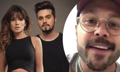 Luan Santana cancela participação em DVD de Paula Fernandes cantora não gosta e Marcos se pronuncia sobre furo de cantor