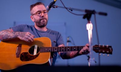 City and Colour Lolla Parties. Foto  Erik Jacobs for NPR