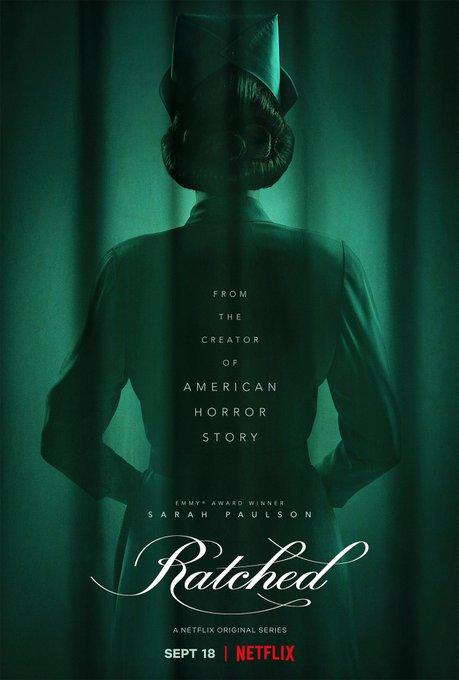 Ratched Netflix Sarah Paulson 1