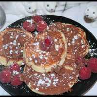 Pancakes à la ricotta