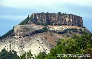 Пещерный город Тепе-Кермен. Фото Ольги Иутиной