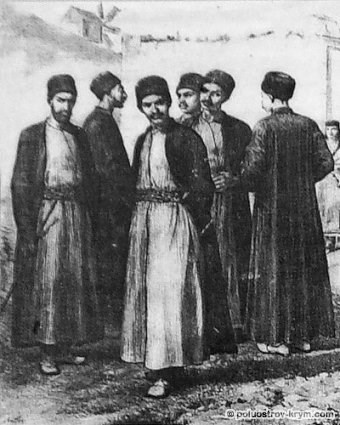 Крымские караимы