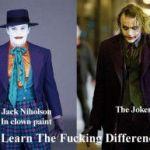Jack vs Joker