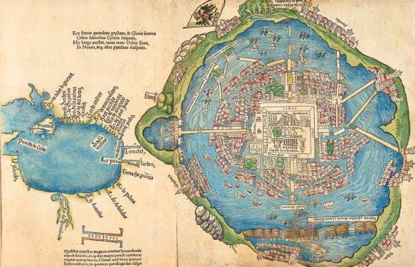 Mexico-Tenochtitlan.