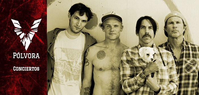 Los Red Hot Chili Peppers regresan a México con The Getaway