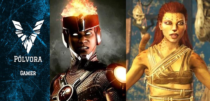 Firestorm y Cheetah llegan a Injustice 2