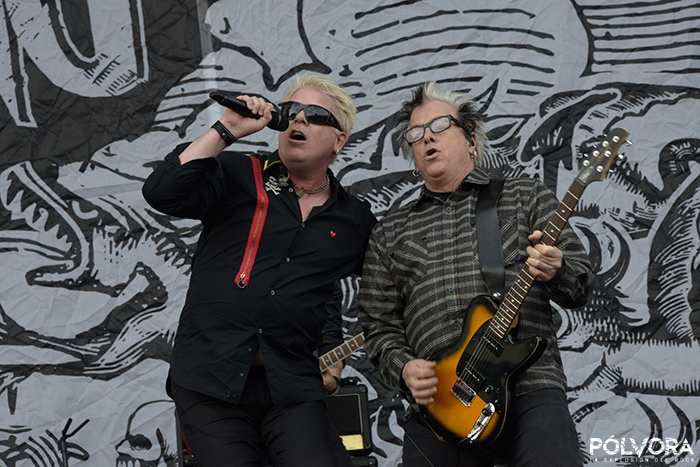 The Offspring Knotfest 2016