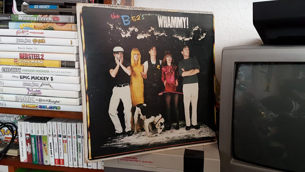 The B-52s - Whammy en vinil