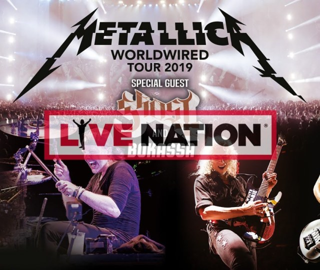 Metallica - Live Nation