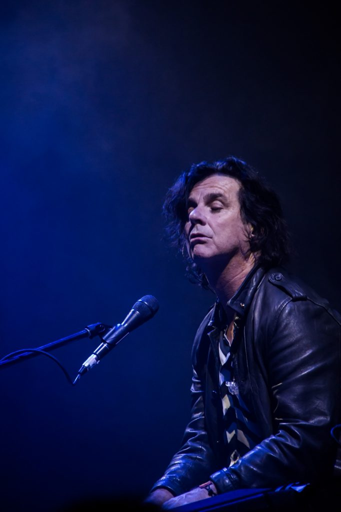 Steve Hogarth en Plaza