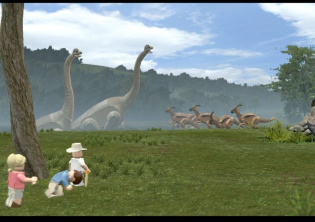 Lego Jurassic World - Reseña