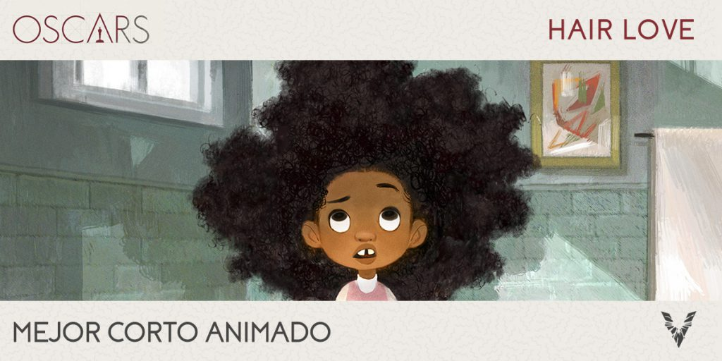 Ganadores-Oscar-2020-Corto-Animado-Hair-Love