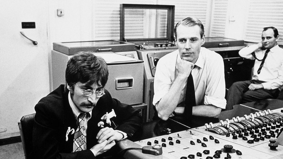 the beatles george martin