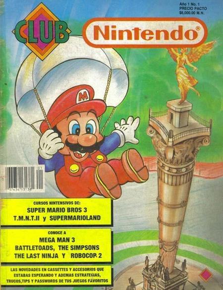 Club Nintendo - Primer número