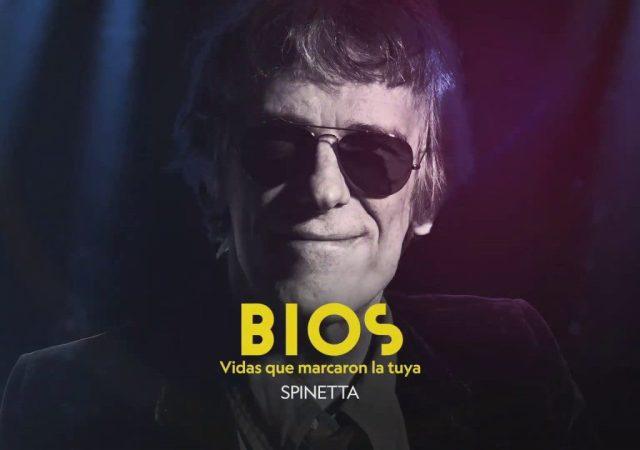 Bios Luis Alberto Spinetta