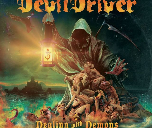 Devildriver - Dealing with Demons reseña