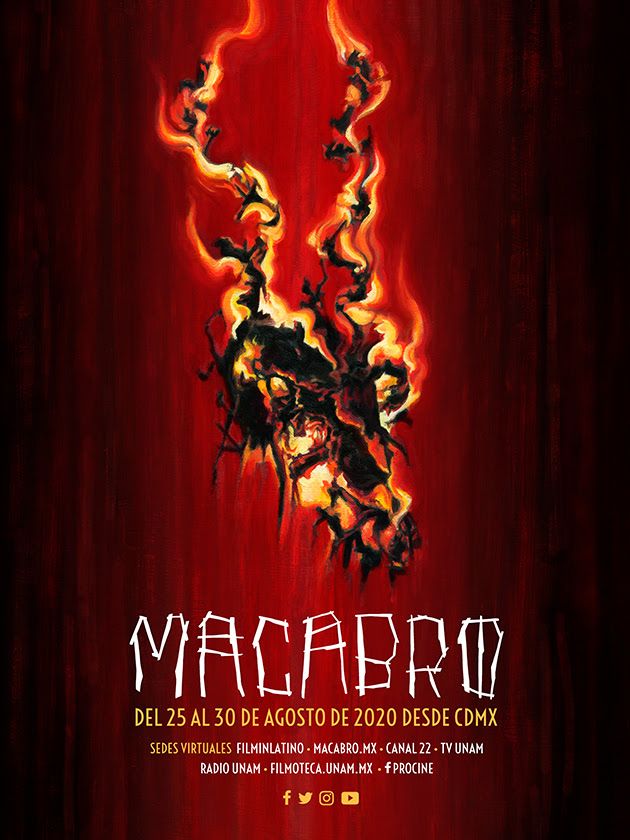 Poster de Macabro 2020