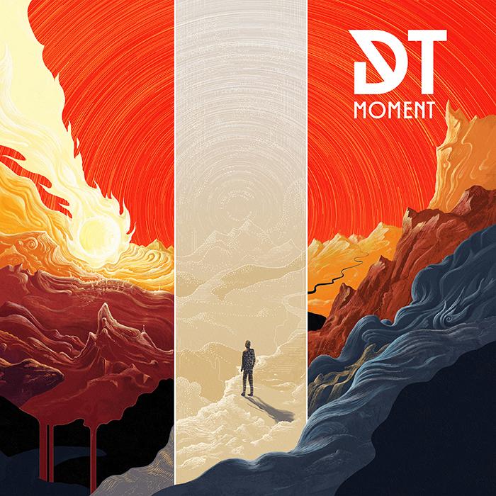 dark tranquillity moment album cover