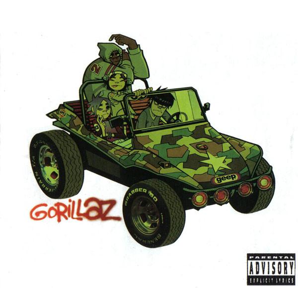 Gorillaz - Primer disco - 20 discos que cumplen 20 años en 2021