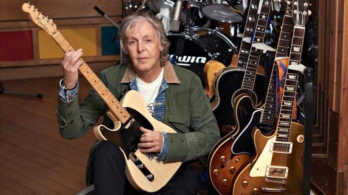 Paul McCartney con invitados en McCartney III Imagined