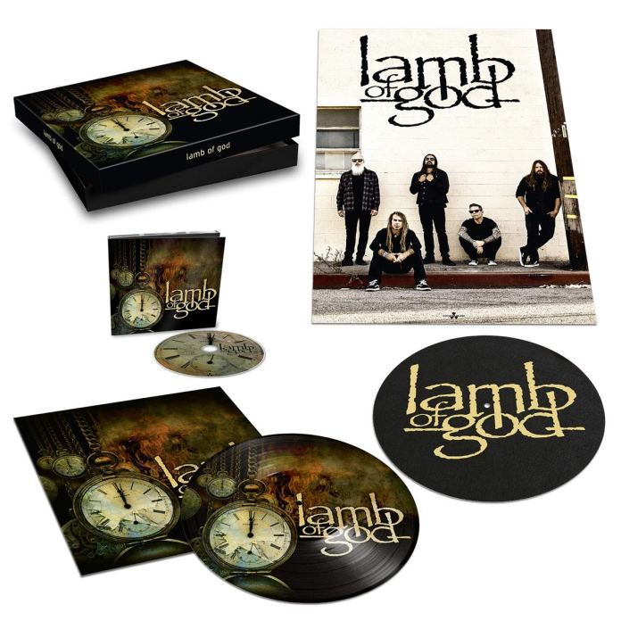 lamb of god deluxe edition