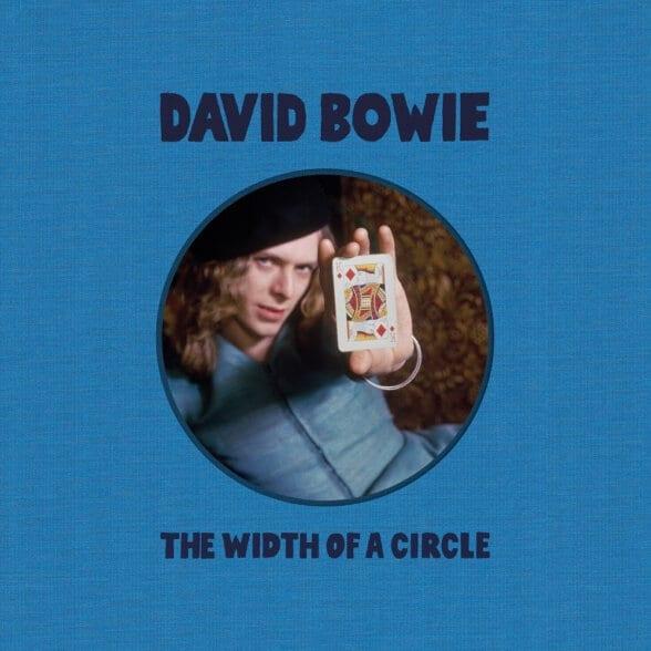 Portada de The Width Of The Circle de David Bowie