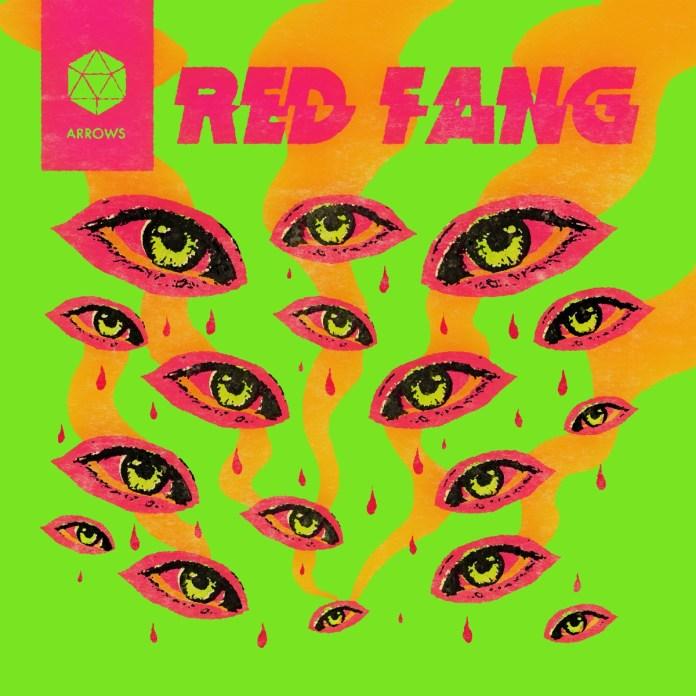 Red Fang Arrows album