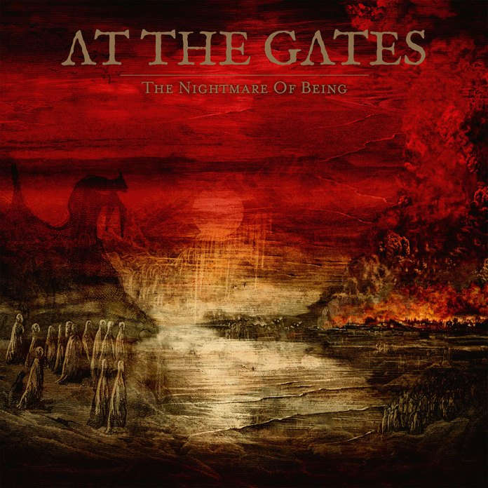 Portada de The Nightmare Of Being (At The Gates)