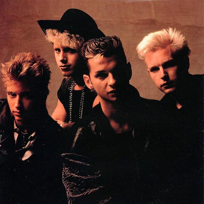 Depeche Mode en los años 80